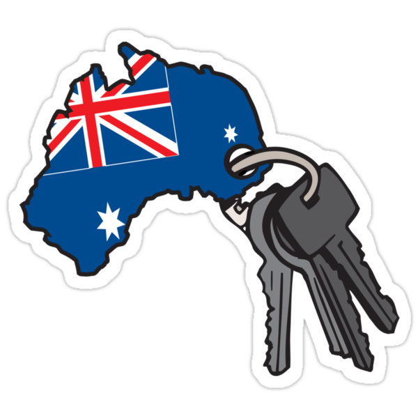 Keys to Australia  by Tardis53
