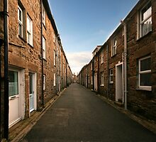 Northern Streets In Northern Towns by Epicurian