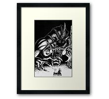 Rancor Framed Print