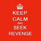 Revenge by Kezzarama
