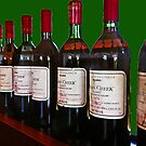 The Vintage Years - Jacobs Creek Claret by TonyCrehan