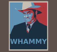 Whammy! Anchorman - Champ Kind T-Shirt by Kellan Reck