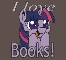 Twilight loves books by Brendan Lesko