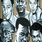 Six Great Boxers by nineo