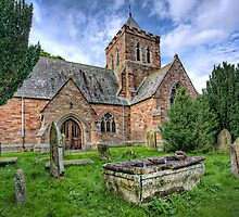 St. Maurice, Ellingham by hebrideslight