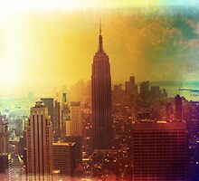 Empire State Building by PhilM031