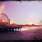 Santa Monica Pier by PhilM031
