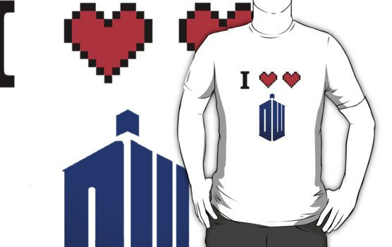 I love love Doctor Who by valelanz94