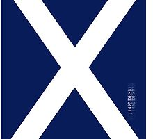 SCOTTISH_FLAG_iphone_cover by ANDIBLAIR