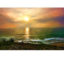 Torrey Pines Beach Photographic Print