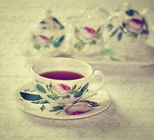 Afternoon Tea by Mihaela Limberea