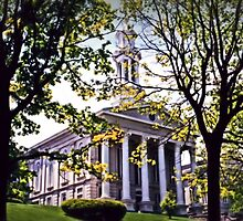 Court House, Easton by djphoto
