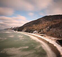 White Shoreline by RBuchhofer