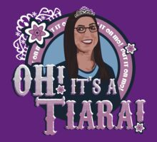 Oh! It's a Tiara! by trekspanner