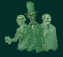 Undead Presidents by PTMilligan