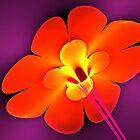 Dynamite Flower by Norma Jean Lipert