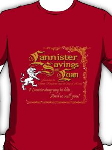 Game of Loans T-Shirt