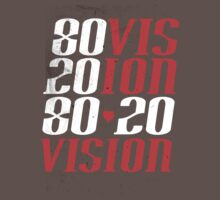 Double Vision  by 8020Vision