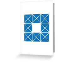 Design 9 Greeting Card