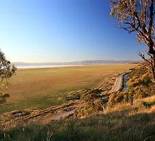 Federal Highway, Lake George NSW by Tim Coleman
