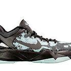 Nike Zoom Kobe VII Poison Dart Frog by ayasoso