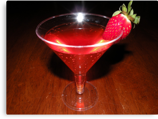 Ally's Cocktail by Trish Meyer