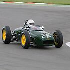 Lotus F1 - Type 18 - 1960/61 by Nigel Bangert