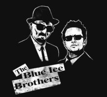 The Blue Ice Brothers- Breaking Bad Shirt by spacemonkeydr