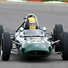 Lotus F1 - Type 24 - 1962/63 by Nigel Bangert
