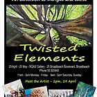 Twisted Elements  by Cathy Gilday