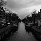 The Short PrinsenGracht by Dennis  Veldman