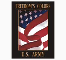 FREEDOM'S COLORS Army Kids Clothes