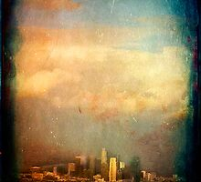 Heaven and the City of Angels by Anne  McGinn