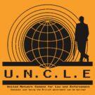 UNCLE Mycroft by kjen20