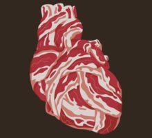 Heart of Bacon by Brinkerhoff