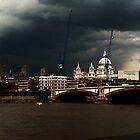 On the Thames... by George Parapadakis (monocotylidono)