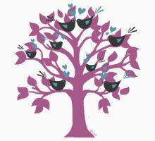 blackbirds by offpeaktraveler