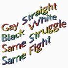 Gay / Straight by ozrose