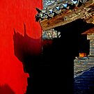 Beijing - 故宫 - Chinese shadows. by Jean-Luc Rollier