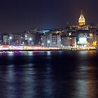 Galata Tower by Peter Ede