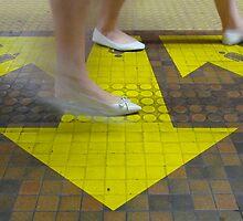 Commuter Dance Steps by Ian Ker