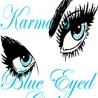 KARMAS BLUE EYED GIRL by Karma Arts UK Ltd