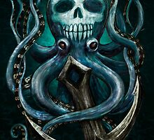 Octoskull by Jeremy Bratton