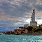 Point Lonsdale Lighthouse by Roger Green