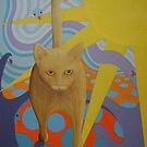 Shadow Cat by fesseldreg
