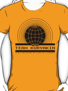 TEAM KURYAKIN T-Shirt