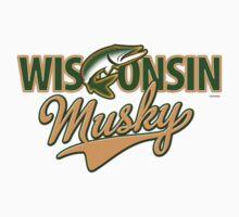 Wisconsin Musky by gstrehlow2011