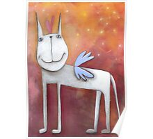 Angel Horse Poster