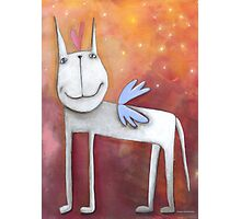Angel Horse Photographic Print