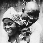Mother and son Reunion by Muyiwa